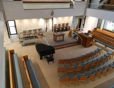 Temple B'nai Or- Sanctuary Renovations