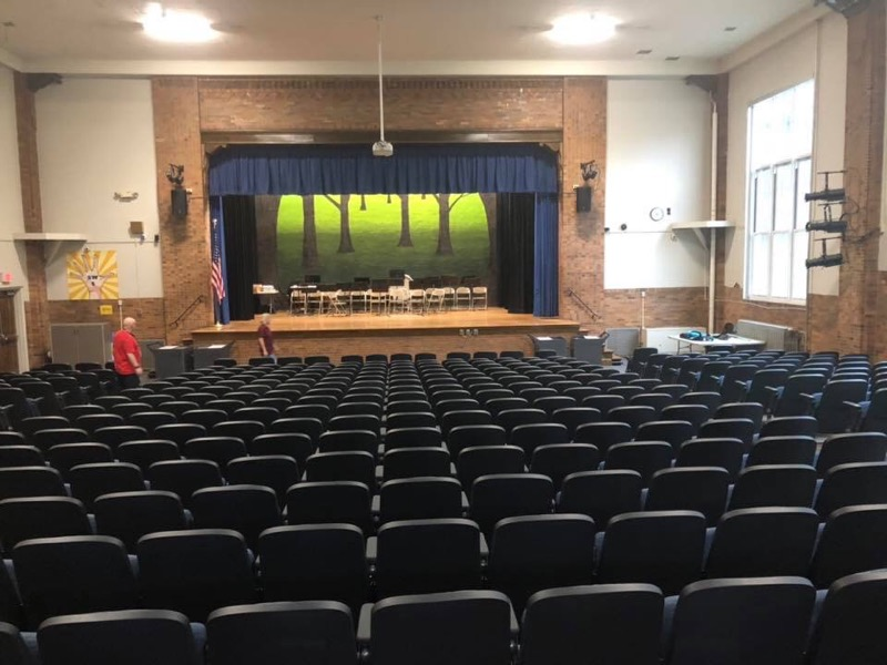 Sussex Wantage BOE- Auditorium